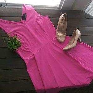 Cynthia Rowley Pink Aline Tank Dress Size Large